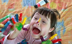 Синдром Дауна. развитие детей