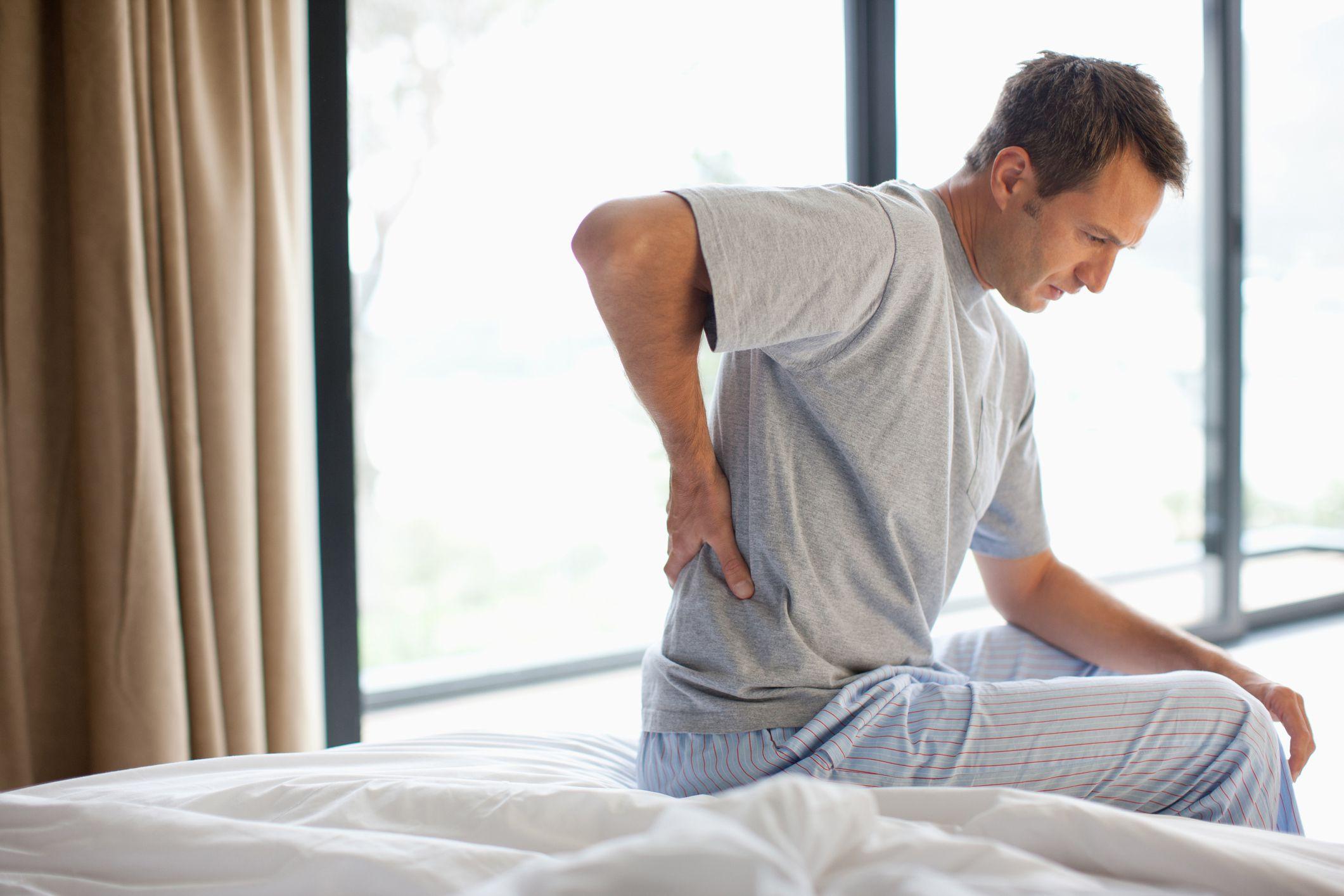От простатита болит спина как лечить простатит у кошек