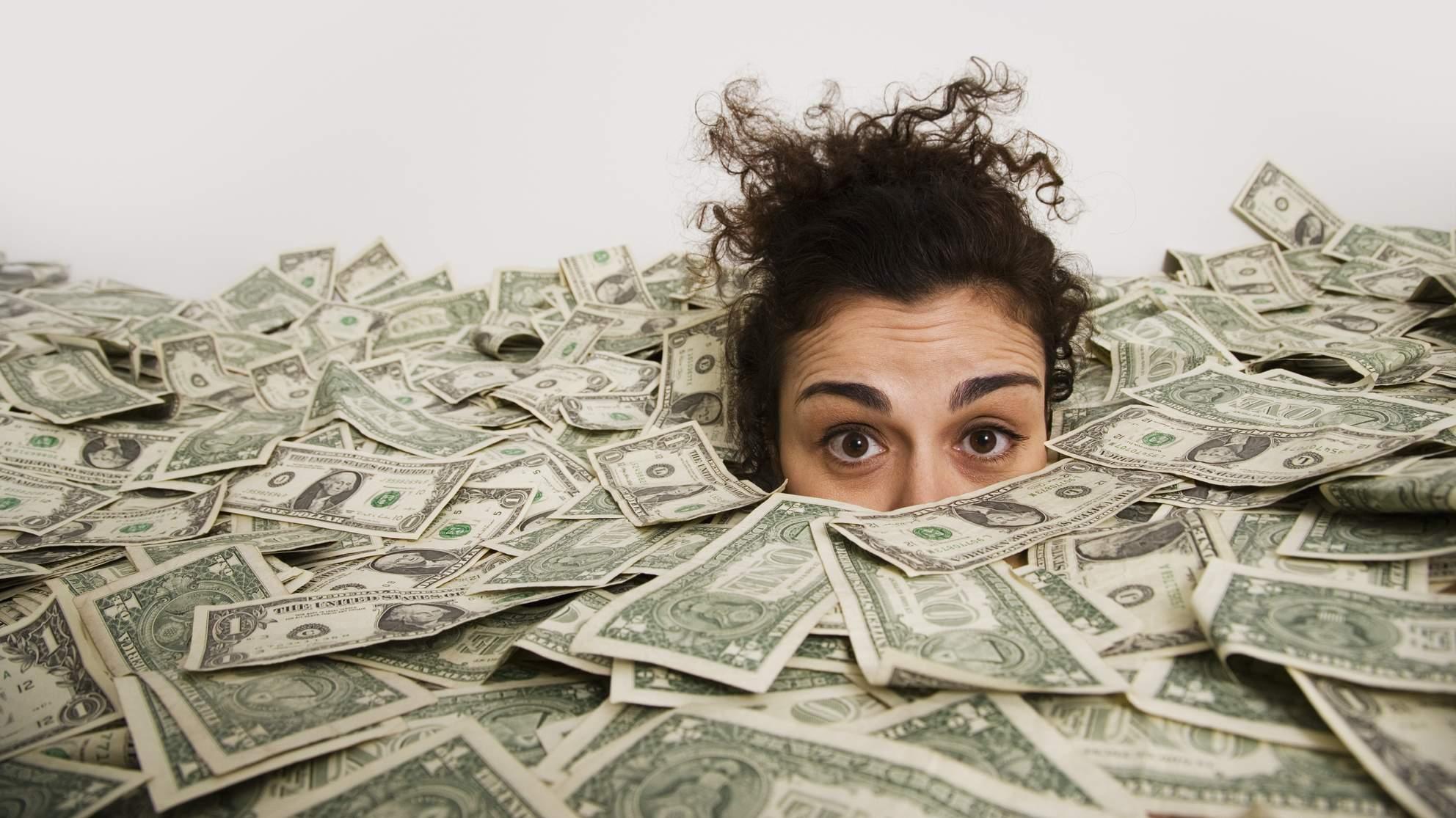 Страх потерять деньги