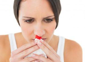 Кровь из носа психосоматика