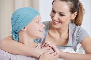 Поддержка больного раком