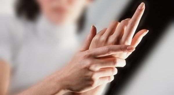 Психосоматика запястье левой руки