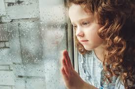 печальный ребенок