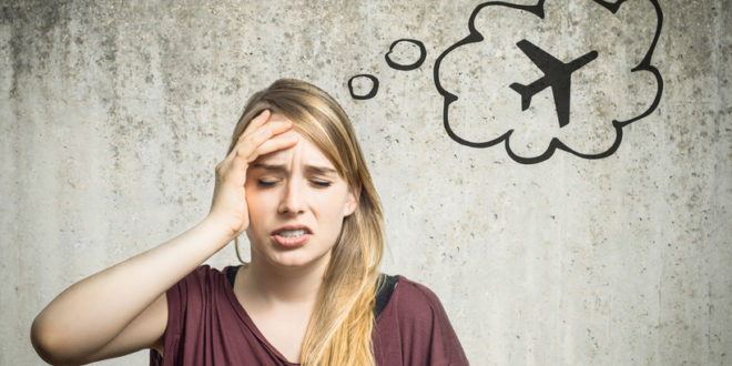 Как побороть страх полета на самолете: как избавиться от аэрофобии