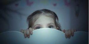 Ребенок боится