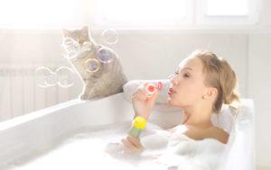 Ванна для настроения