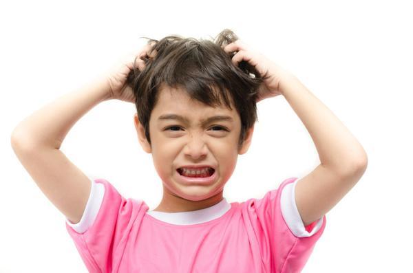 Зуд у ребенка